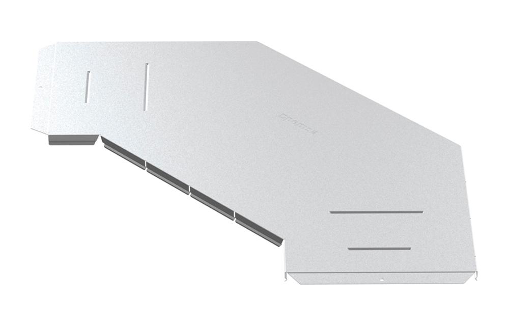 Tapa Curva 90º Megaband