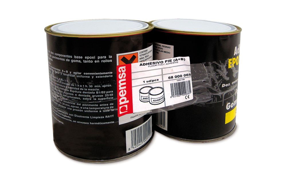 Adhesive & Hardener