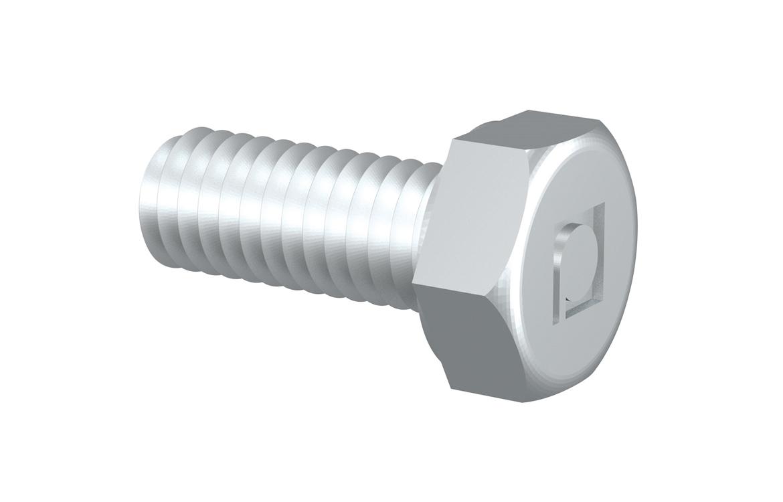 Tornillo C/Exagonal