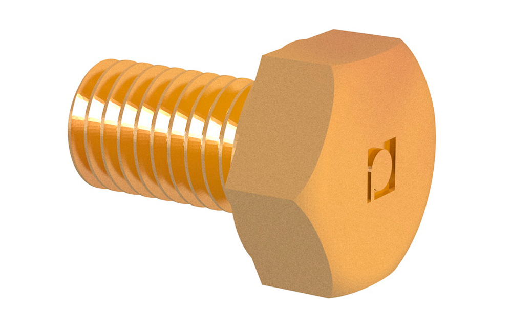 Hexagonal Cone Point Screw