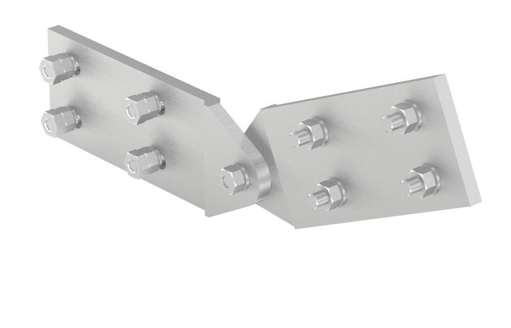 Kit Unión Articulada (KUA) Megaband CPS