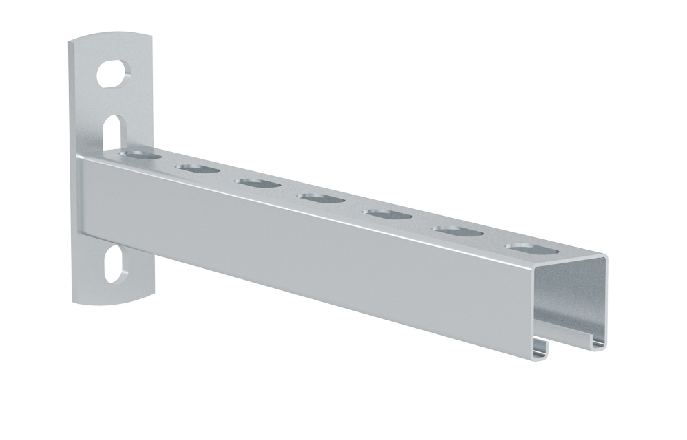 Soporte Rail 41x41