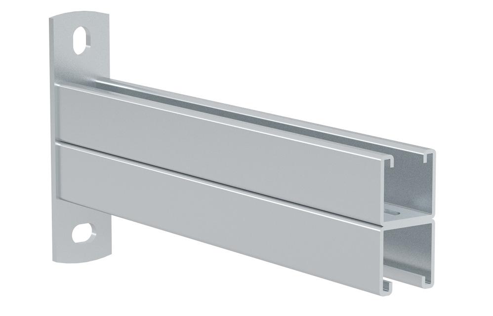 Soporte Rail Pendulo 41x82
