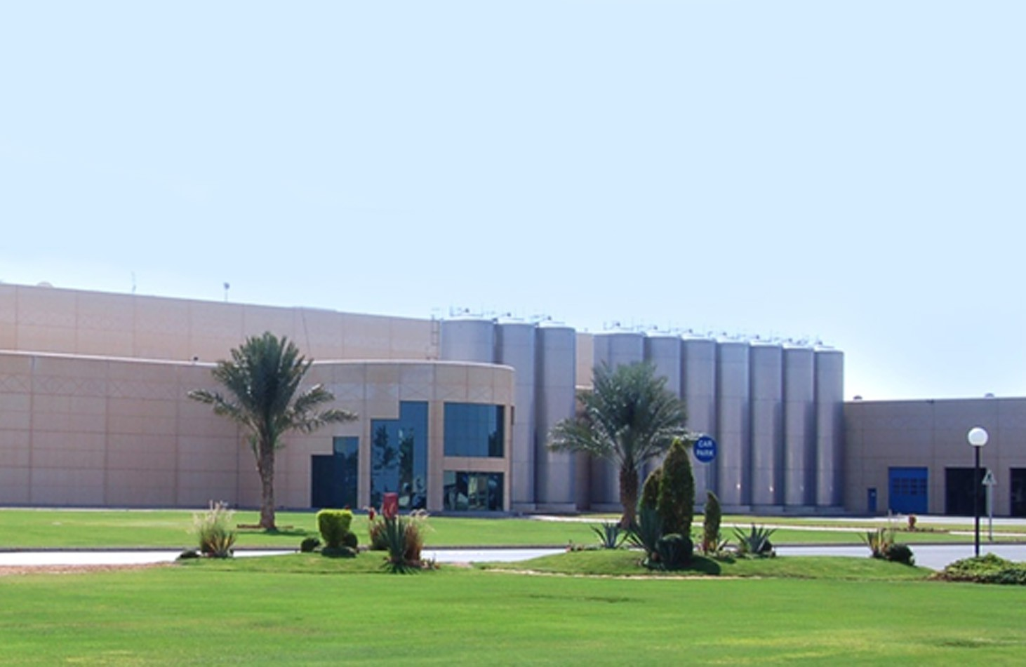 Almarai Bakery Factory.