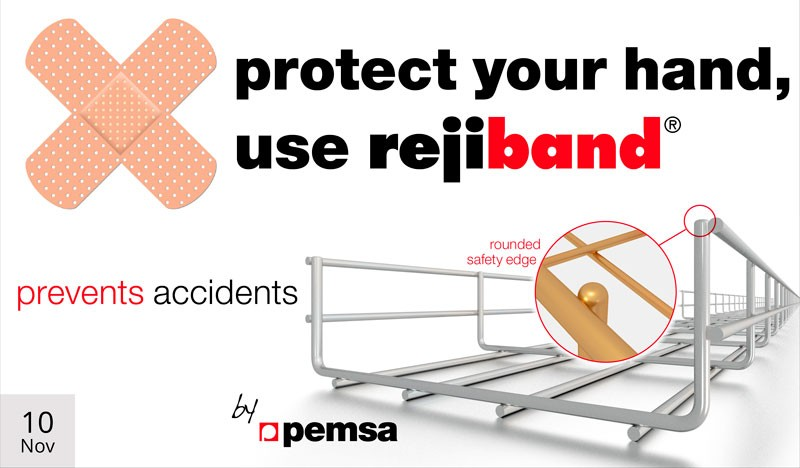 rejiband®WORK  WITH  THE  MAXIMUM  SAFETY