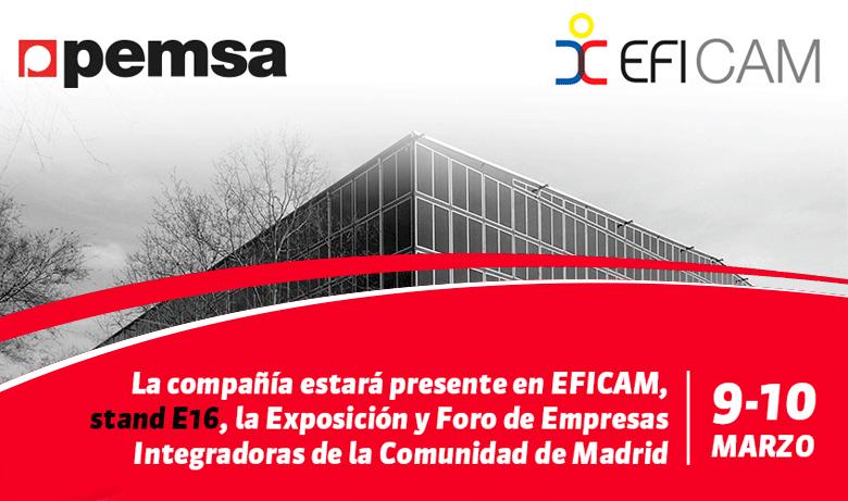Pemsa participará en EFICAM 2017