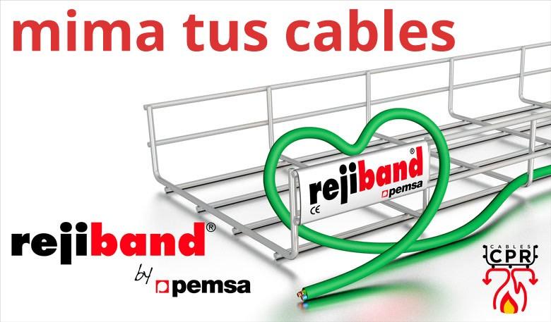 rejiband® mima tus cables
