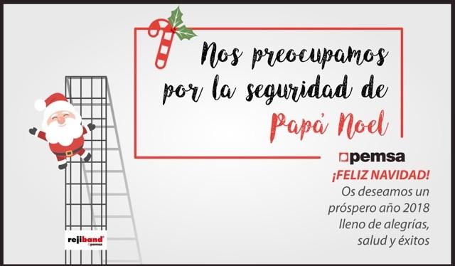 Pemsa os desea Feliz Navidad y un próspero 2018