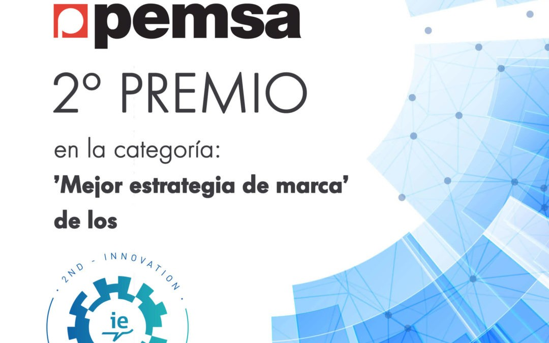 Pemsa Cable Management se alza con el 2º premio en los Innovation Awards iElektro 2018