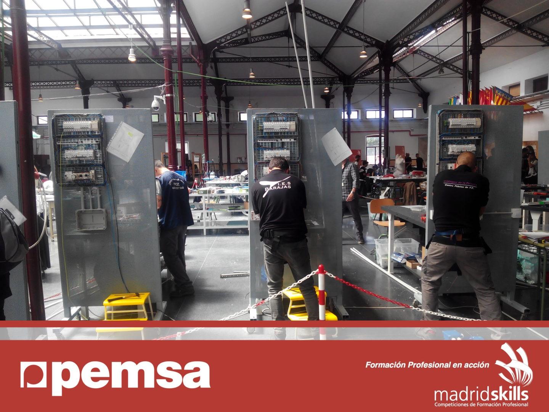 Pemsa Cable Management, Empresa Colaboradora en MadridSkills 2018