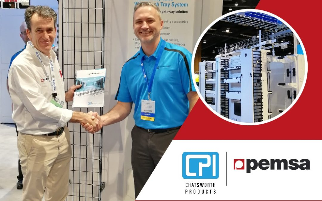 Pemsa Cable Management, S.A. and Chatsworth Products Announce Global Partnership