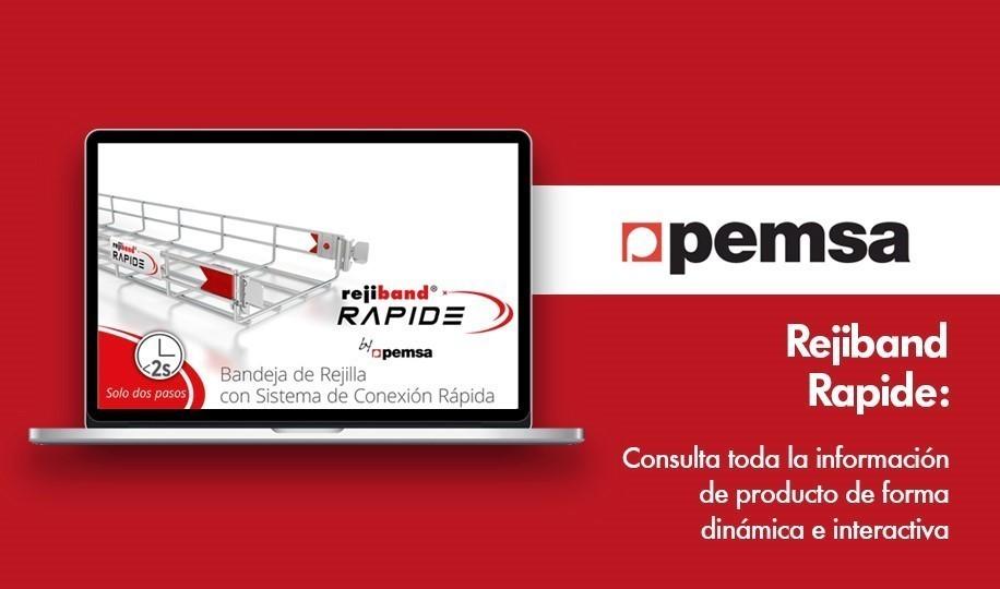 Rejiband ® Rapide®: Consulta Toda la Información de Producto de Forma Dinámica e Interactiva