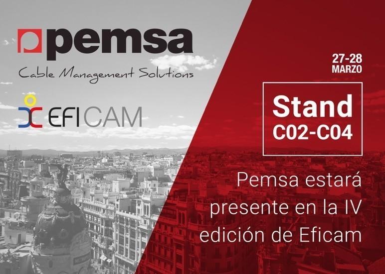 Pemsa Estará Presente en la IV Edición de Eficam