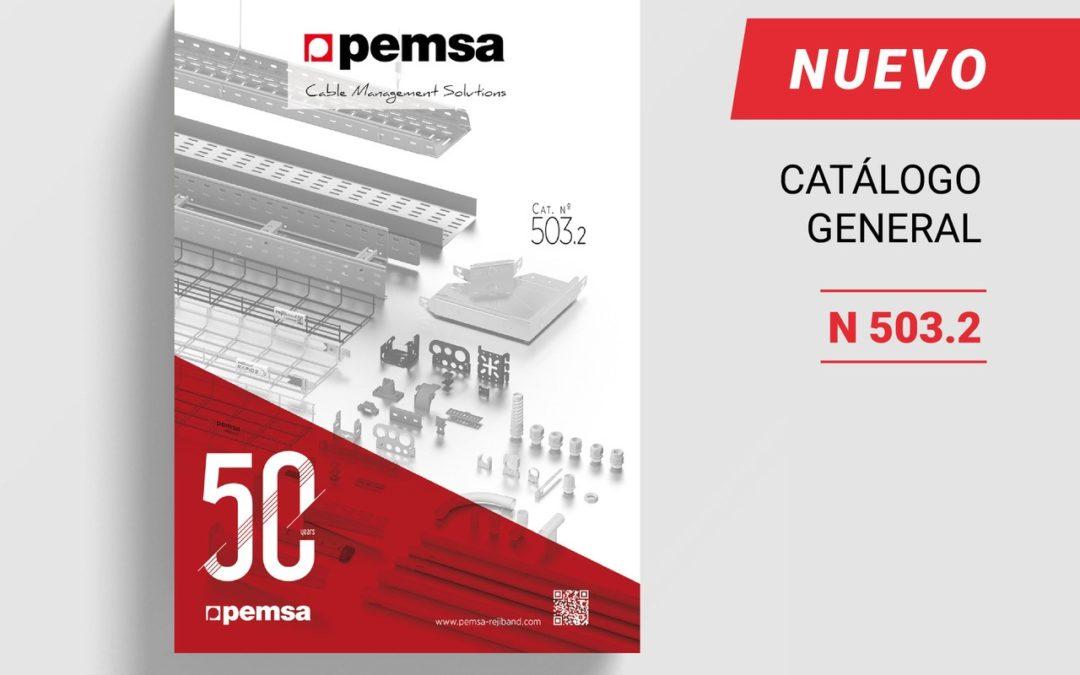 Pemsa Lanza su Nuevo Catálogo General  Nº503.2