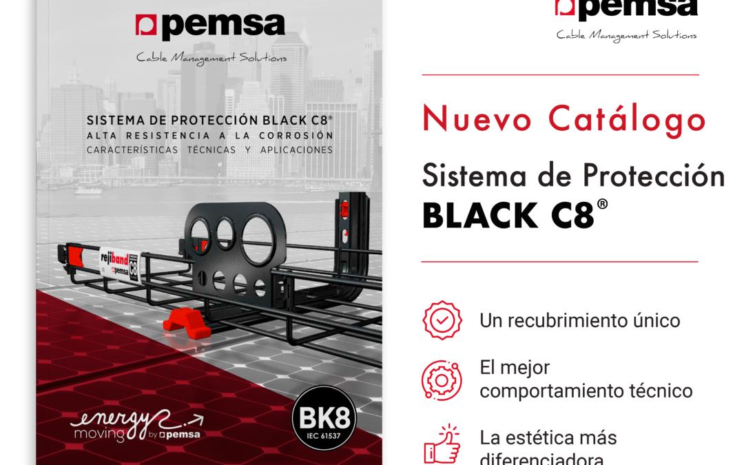 Pemsa Lanza su Nuevo Catálogo para el Sistema de Protección BLACK C8®