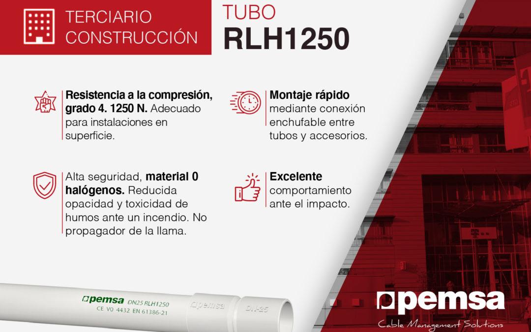 Sistema de Tubos RLH 1250 de Pemsa, la Solución para Edificación y Sector Terciario