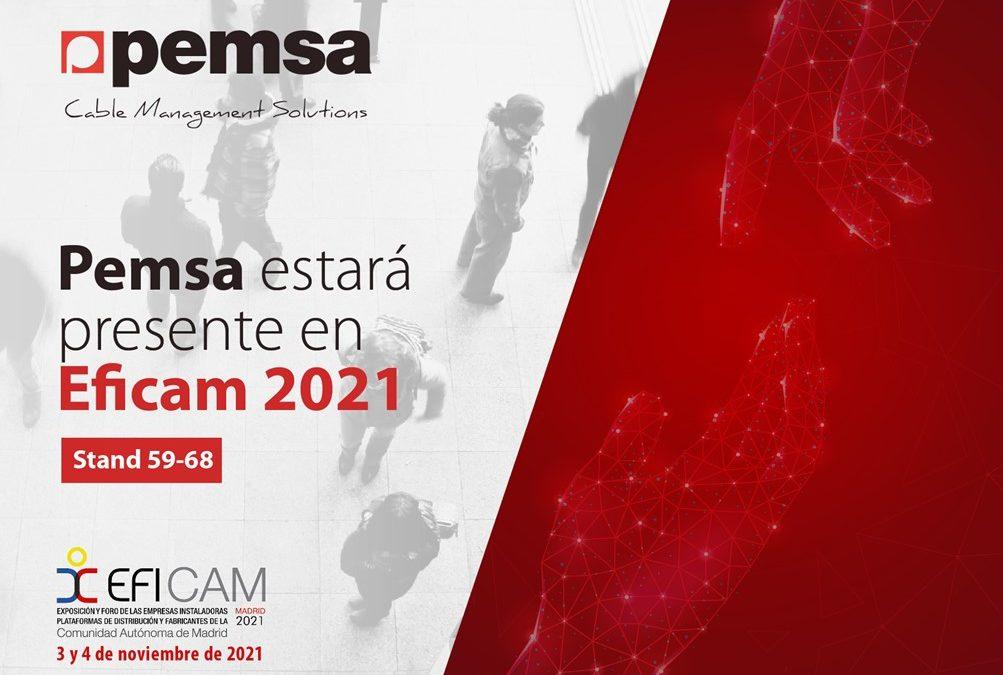 Pemsa presentará en EFICAM sus soluciones rápidas de instalación y para el sector terciario construcción