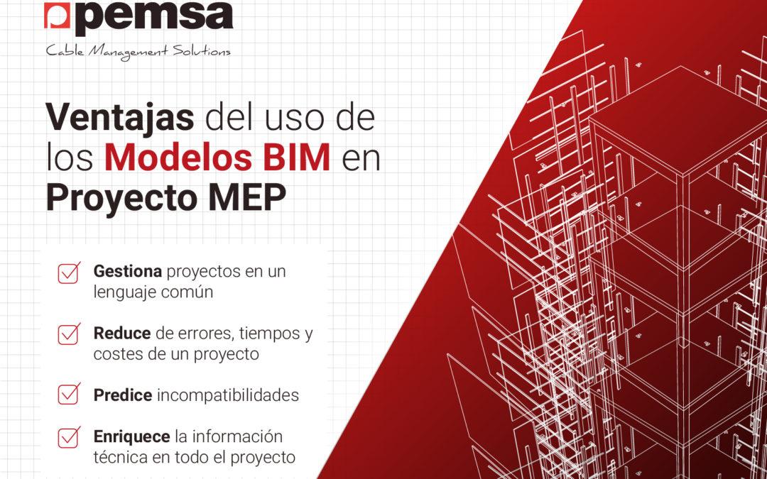 Los modelos BIM de Pemsa permiten optimizar recursos y minimizar las incidencias en las instalaciones eléctricas en proyectos MEP.